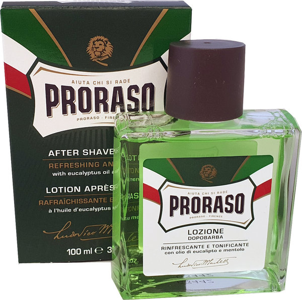 PRORASO After-Shave-Lotion